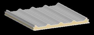 Panel multitecho