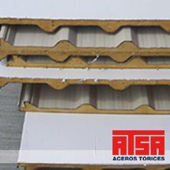 Glamet LV panel para techos y cubiertas