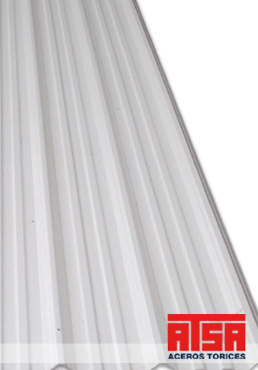Lámina termo acústica de PVC
