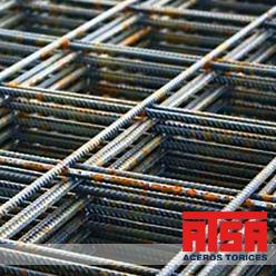 Malla de acero electrosoldado