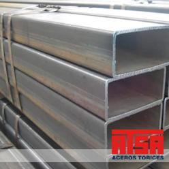 Perfil HSS de acero estructural