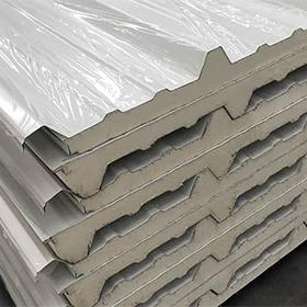 panel de acero glamet a42